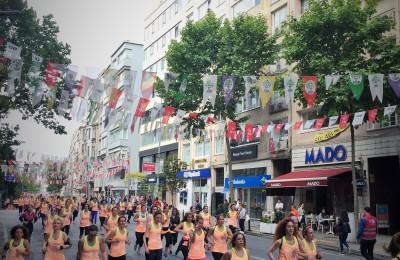 Nike Women Run 2015 Istanbul