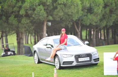Audi India Final Cup July 2015 Sharmila Nicollet Istanbul Turkish Airlines