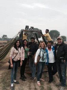Pushkar International Balloon Festival - Crystal Concepts