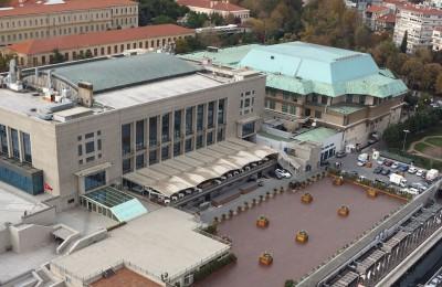 Istanbul Lütfi Kırdar Congress Center - Crystal Concepts