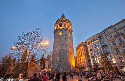 Galata Tower - Crystal Concepts
