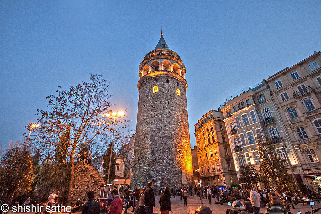 Galata Tower  Crystal Concepts Travel Event & Weddings ...