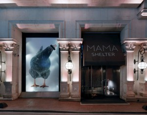 Mama Shelter - Crystal Concepts